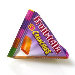 Fruitella Crunchies sweets thumbnail