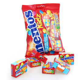 Packing for sweets with Mentos boxes thumbnail